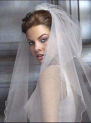 Фата для невесты 4
