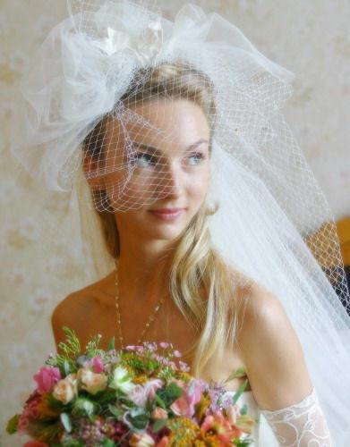 Фата для невесты 6