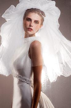 Фата для невесты 7