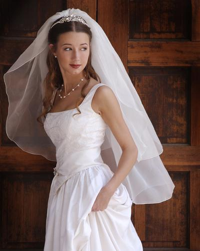 Фата для невесты 8