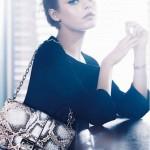 Мила Кунис в фотосете для Christian Dior (весна/лето 2012)