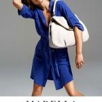 Милла Йовович для Marella в весенней компании 2012 (фото 6)