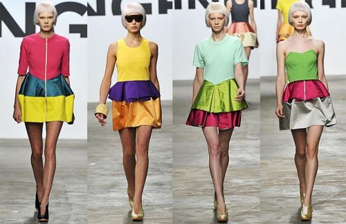 Мода весна 2012 - 13