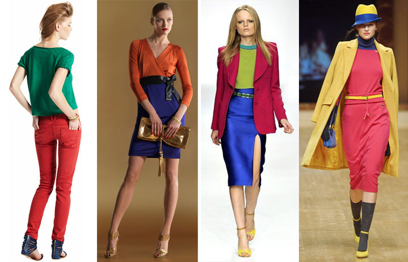 Мода весна 2012 - 12