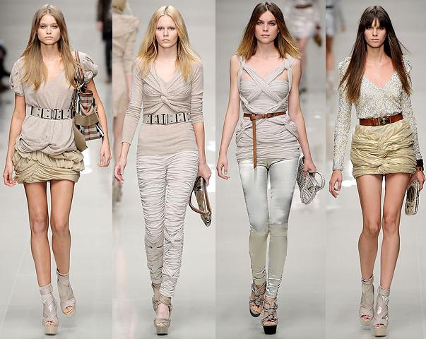 Мода васна 2012 года