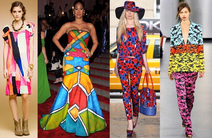 Мода весна 2012 -14