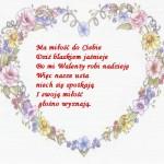Поздравления С Днем Святого Валентина на польском