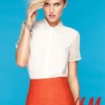 Тони Гаррн для H&M (тренд весны 2012)