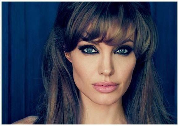 Анджелина Джоли Войт