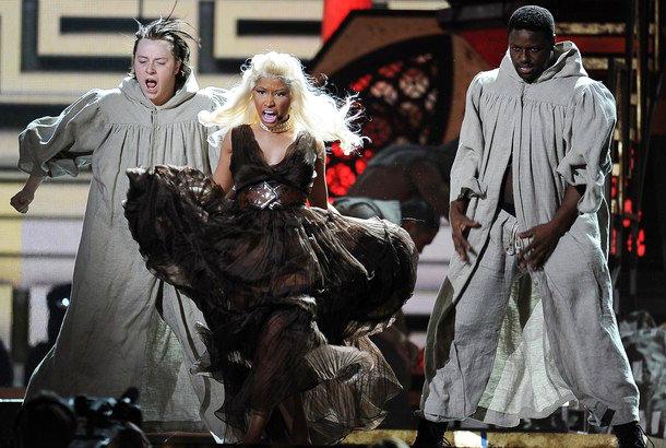 Церемония Грэмми 2012 7