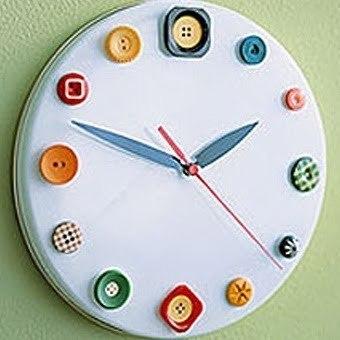 Часы своими руками 6