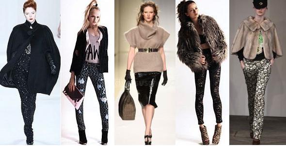 Модные тенденции 2012 - 2