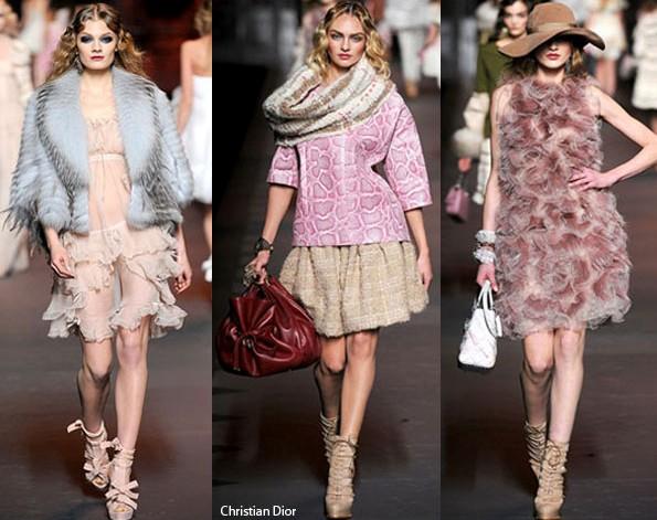 Модные тенденции 2012 - 13