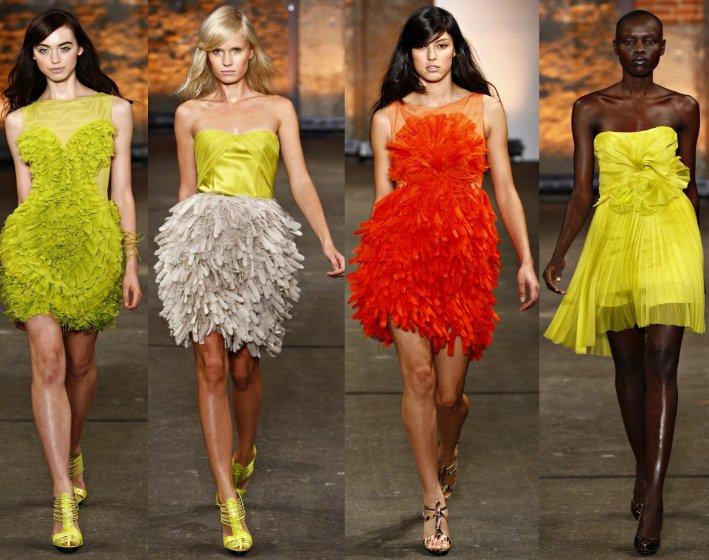 Модные тенденции 2012 - 3