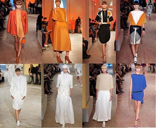 Модные тенденции 2012 - 10