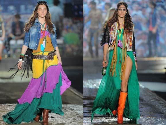 Модные тенденции 2012 - 4