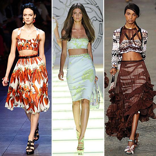 Модные тенденции 2012 - 1