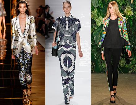 Модные тенденции 2012 - 5