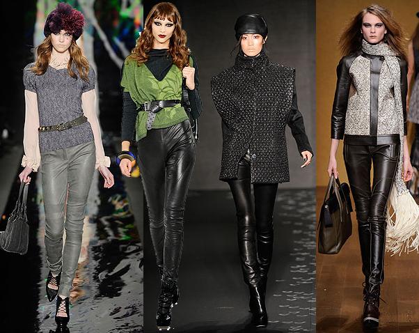 Модные тенденции 2012 - 9