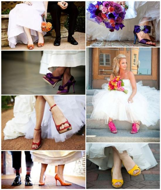 Свадебная обувь 23