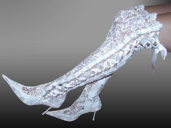 Свадебная обувь 15
