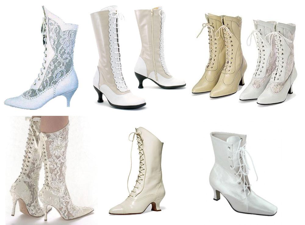 Свадебная обувь 2