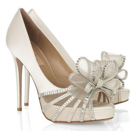 Свадебная обувь 10