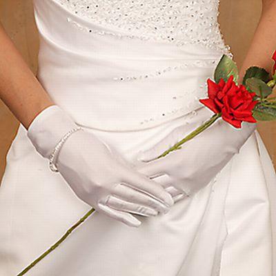 Свадебные перчатки 14