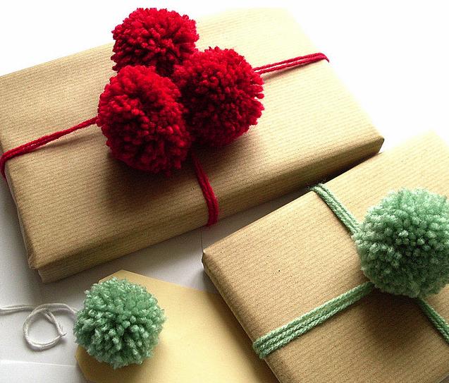 Упаковка подарков своими руками 8