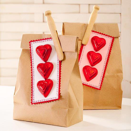 Упаковка подарков своими руками 20