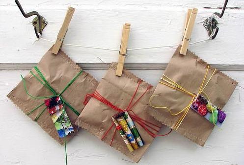 Упаковка подарков своими руками 18