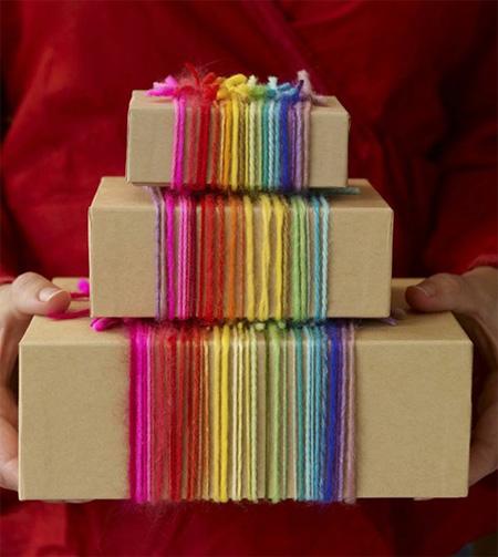 Упаковка подарков своими руками 1