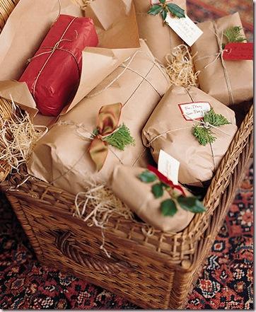 Упаковка подарков своими руками 21
