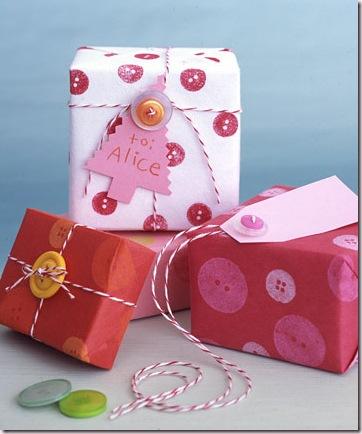 Упаковка подарков своими руками 32