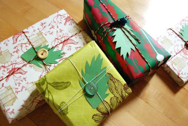 Упаковка подарков своими руками 30