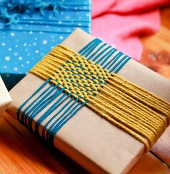 Упаковка подарков своими руками 7