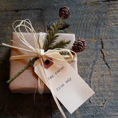 Упаковка подарков своими руками 26