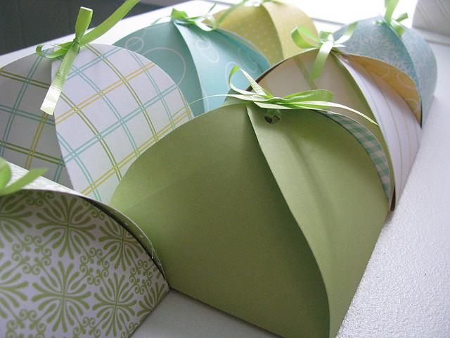 Упаковка подарков своими руками 39