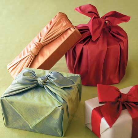 Упаковка подарков своими руками 13