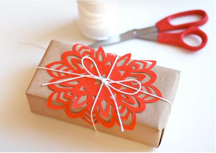 Упаковка подарков своими руками 12