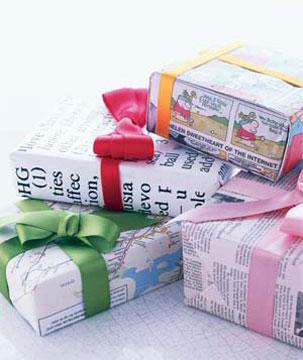 Упаковка подарков своими руками 15