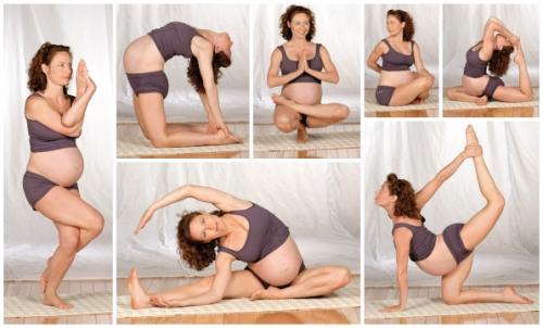 Упражнение для беременных