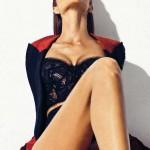 Изабель Гуларт в испанском номере Harper's Bazaar (апрель 2012) фото 3