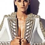 Изабель Гуларт в испанском номере Harper's Bazaar (апрель 2012)