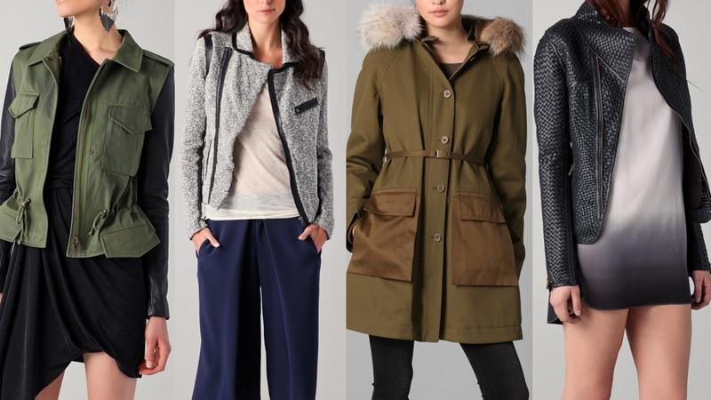 Куртки весна 2012 - 3