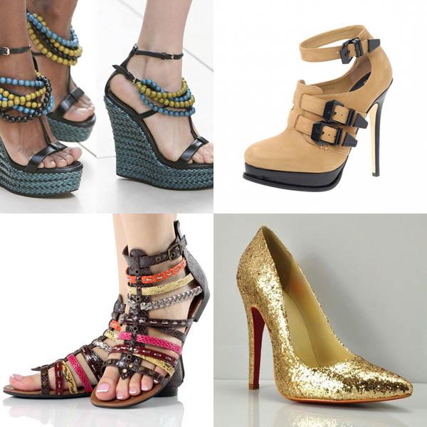 Модная обувь весна-лето 2012 - 6