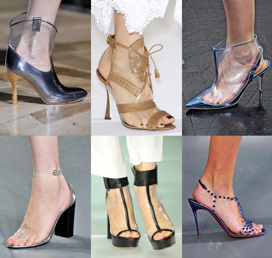 Модная обувь весна-лето 2012 - 5
