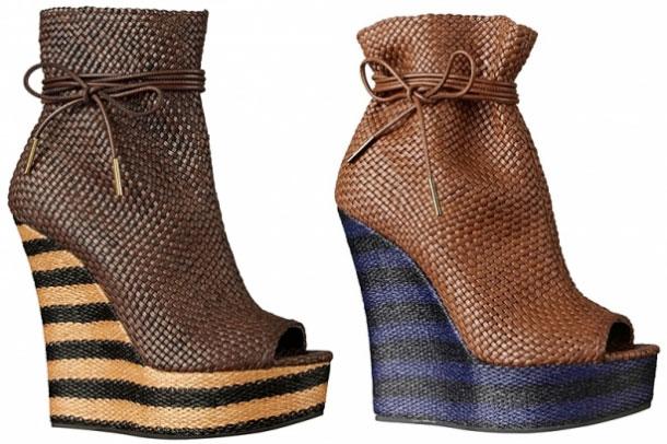 Модная обувь весна-лето 2012 - 23