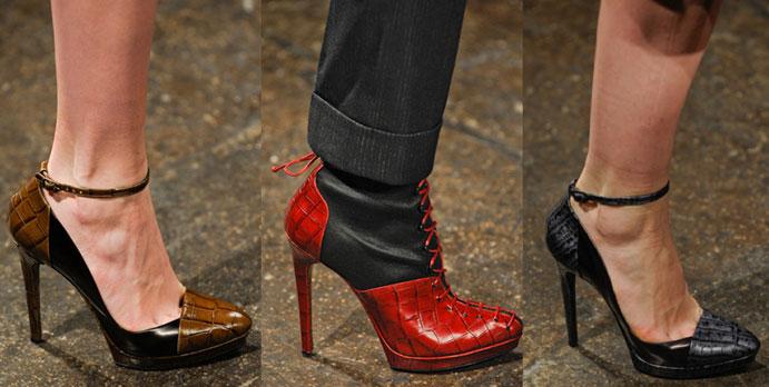 Модная обувь весна-лето 2012 - 15