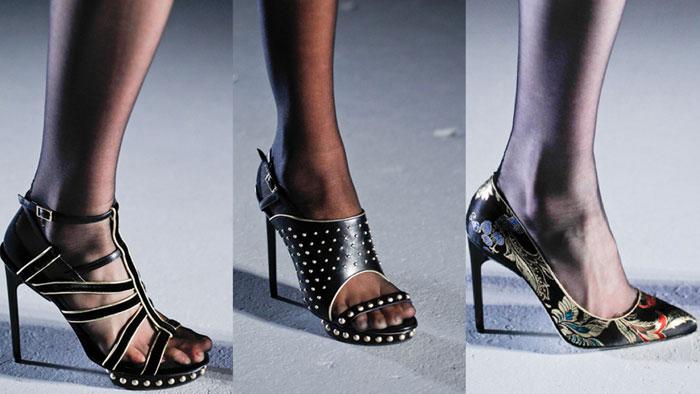 Модная обувь весна-лето 2012 - 29